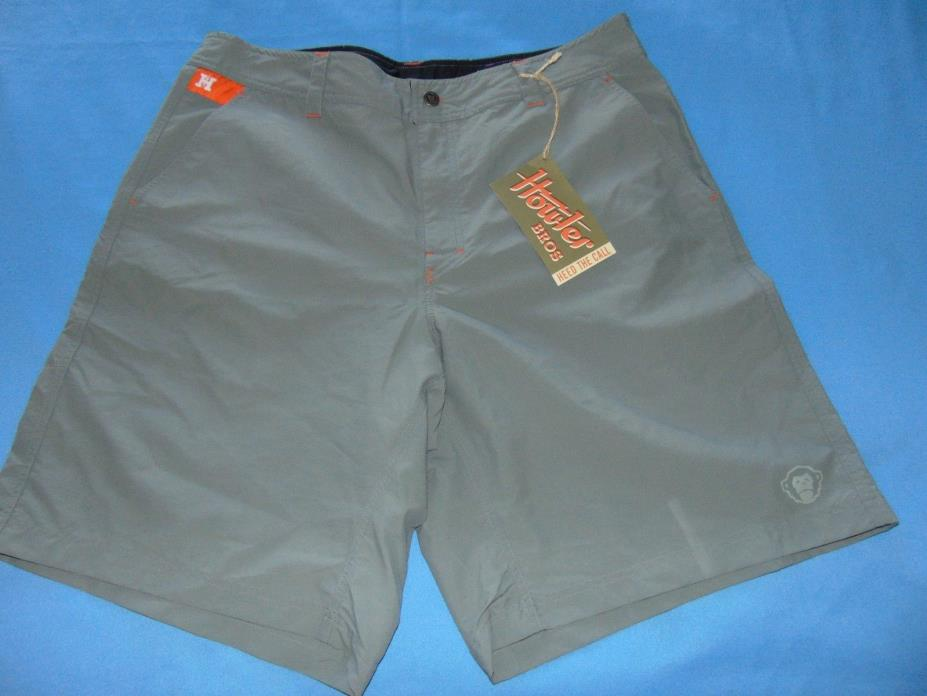 NWT Howler Brothers Horizon Board Shorts Gray sz 38  NEW