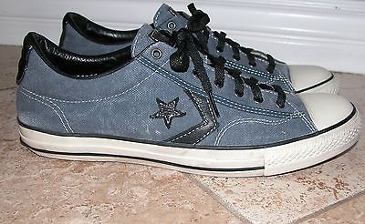 All Star Converse  Canvas Sneaker Shoes Men's Size 12, Women's Size 14