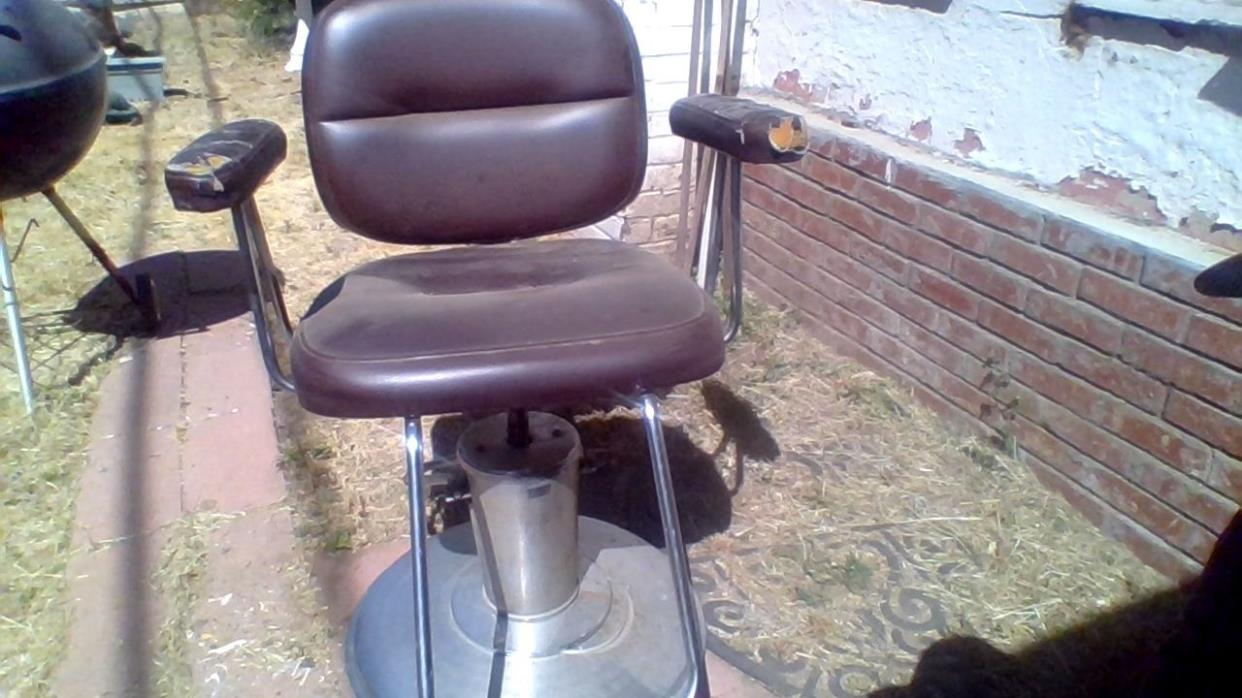 Professional Barber's Chair