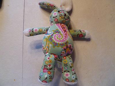 Vera Bradley Baby Tutti Fruitti  stuffed Bunny 14 inch new no tag
