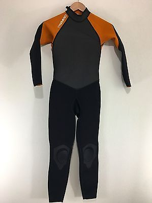 Tribord Youth Full Wetsuit Saturn Kids Childs Juniors Size 12