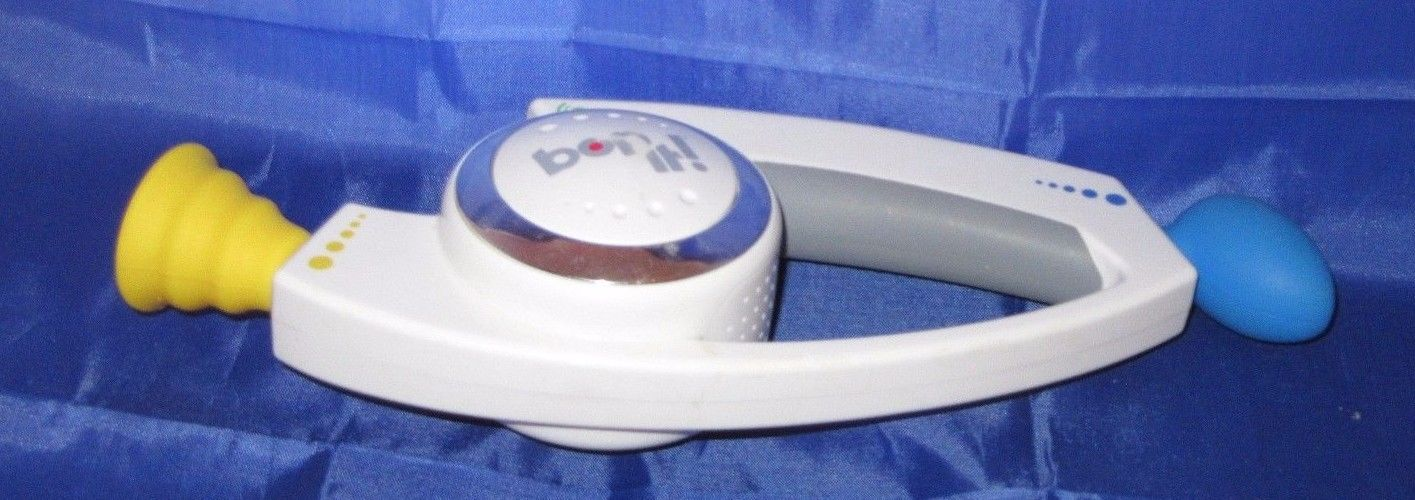 2008 BOP IT Electronic HASBRO Game Pull Twist TOY Works Great