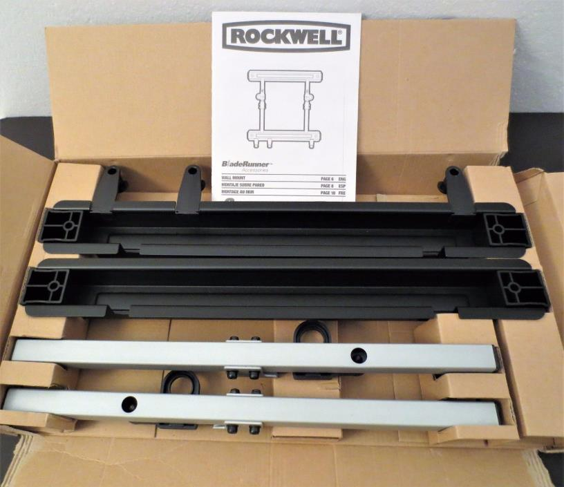 NEW Rockwell RW9263 BladeRunner Wall Mount Attachment Accessory