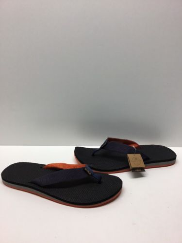 Teva Multi Color Thong Flip Flop Sandals MENS Size 11