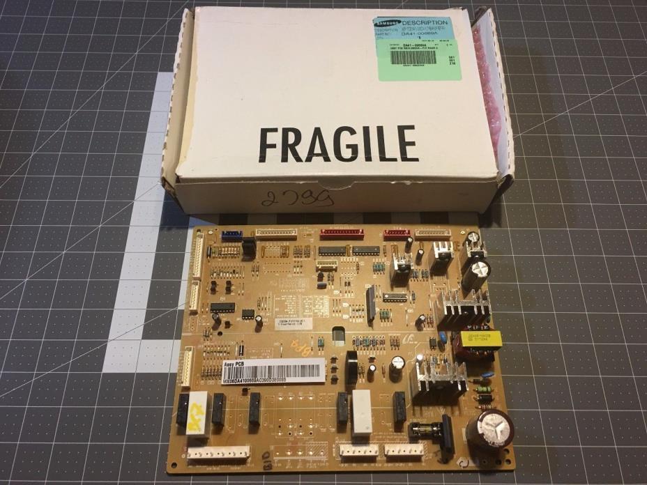 Samsung Refrigerator Power Control Board P# DA41-00669A