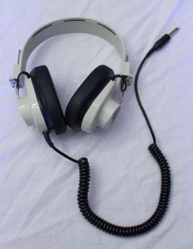 Califone international 2924AV-P Beige Over the Ear Mono Headphone, adjustable