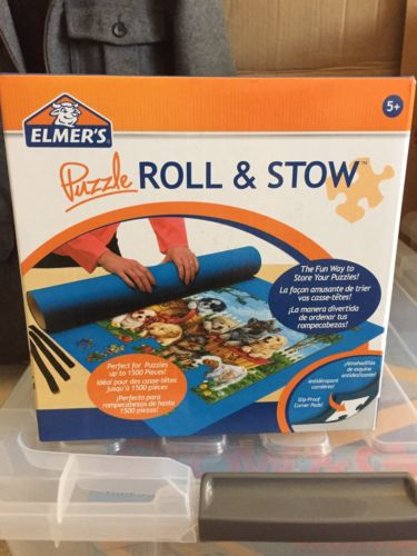 Masterpieces Elmer's Roll and Stow Puzzle NEW