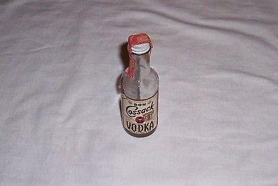 Don Cosack Vidka Glass Mini Bottle