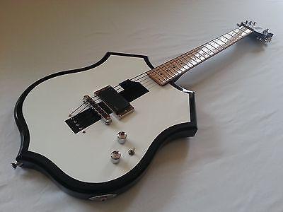 Boutique Custom made Route One guitar. Custom. Handmade.