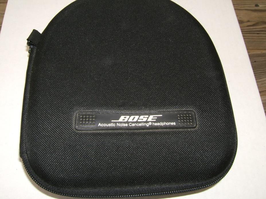 BOSE Acoustic Noise Cancelling Headphones CASE ONLY