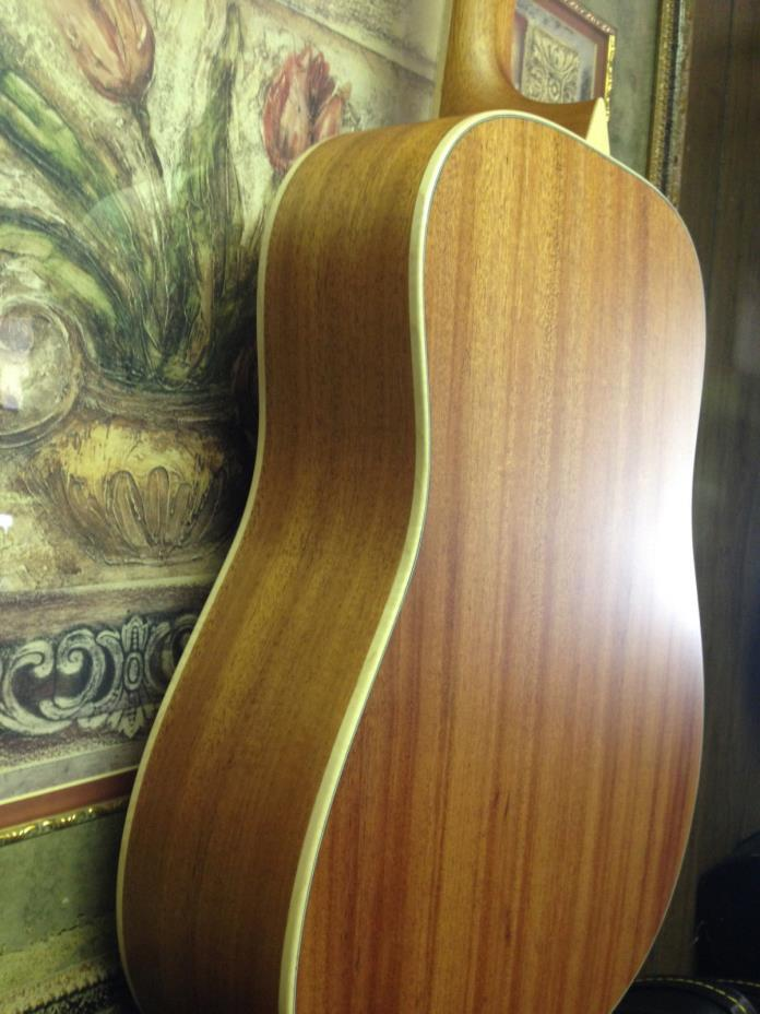 LARRIVEE D-03 d03e mahogany Acoustic Guitar Solid back side top electronics L@@K