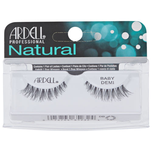 Ardell Natural Baby Demi Wispies, Black