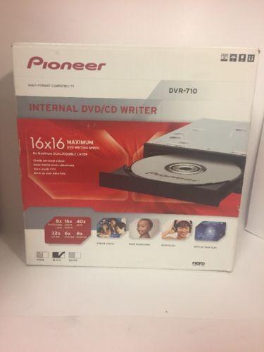 Pioneer Internal DVD/CD Writer DVR-710 16x16 Maximum