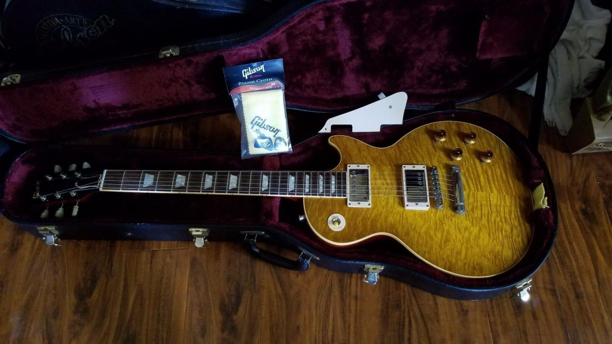 1997 Gibson Custom Shop Les Paul 1958 R8 Reissue