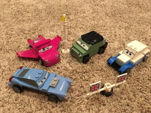 Lego Disney Pixar Cars Lot