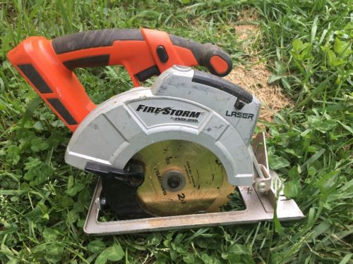 Black & Decker FireStorm 6.5