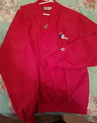 Philadelphia 76ers vintage Starter breakaway jacket
