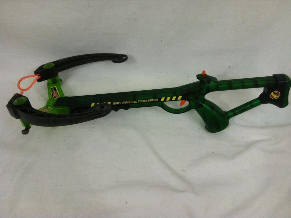 Zing Dino Hunterz Crossbow Bow, NO ARROWS