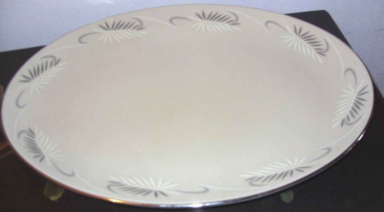 Flintridge China California Continental White 14