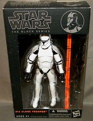 AOTC CLONE #14 Star Wars 6