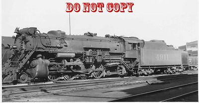 6G863 RP 1950/60s  SOUTHERN RAILROAD ENGINE #4911 SPENCER NC