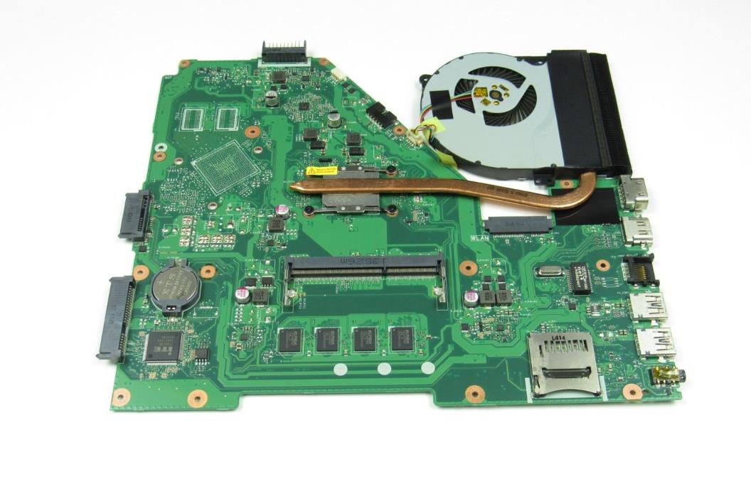 ASUS X550E K552EA-DH41T AMD MOTHERBOARD ASSEMBLY 60NB03R0-MB1240 (202) GRADE A