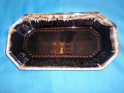 ** Pfaltzgraff Bread Loaf Serving Plate **