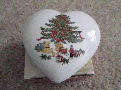Christmas keepsake box New in box