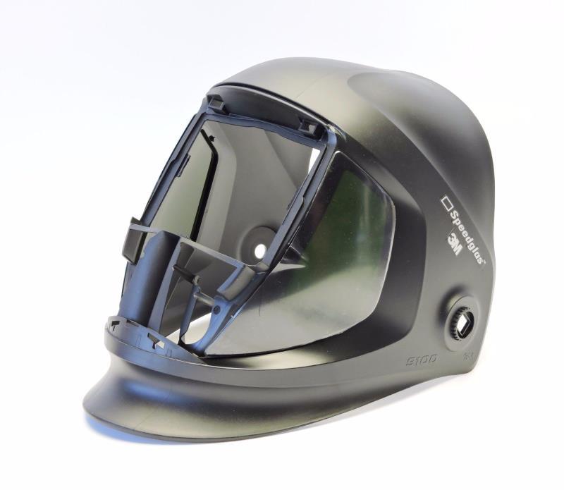 3M Speedglas 1065-030284 Helmet Inner Shell w/ Side Windows 9100 Series New