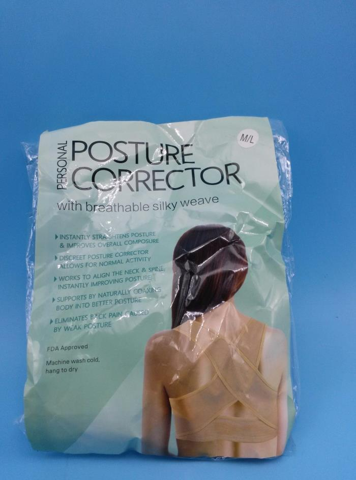 Personal Posture Corrector with Breathable Silky Weave (1105)