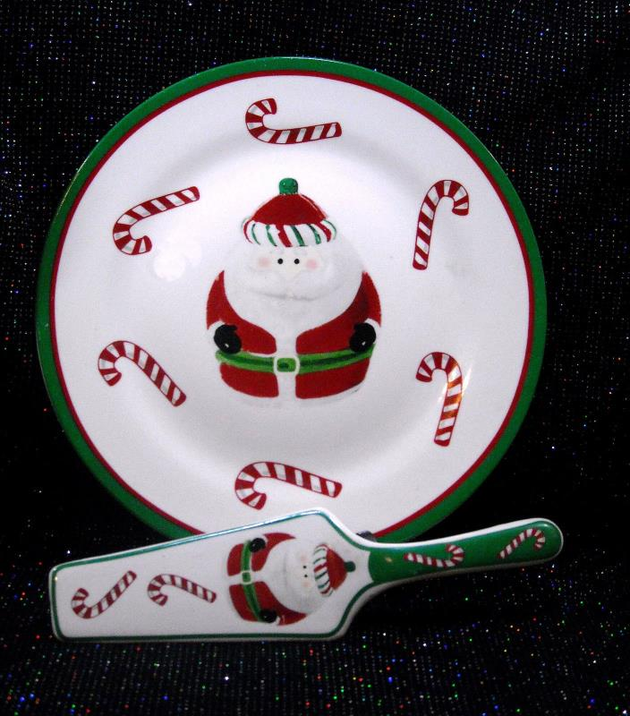CHRISTMAS ~Santa Pattern 10.5