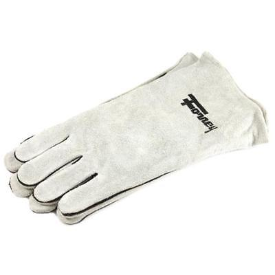 Large, Grey Welding Gloves Forney Welding Accessories 55200 032277552005