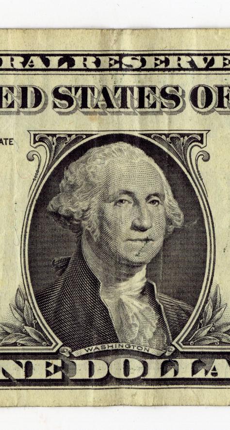 2009 $1 Dollar Bill INK Error Note E44421570H Fancy FRN banknote