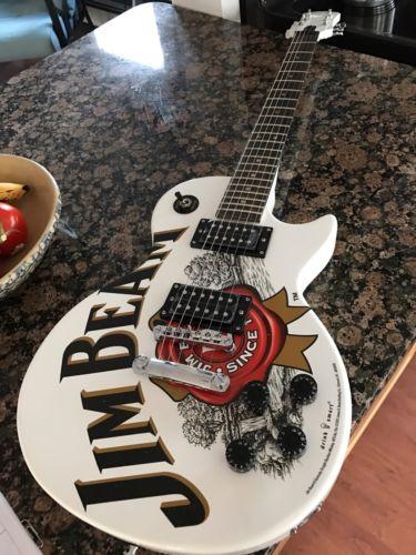 Jim Beam Collectable Guitar Epiphone