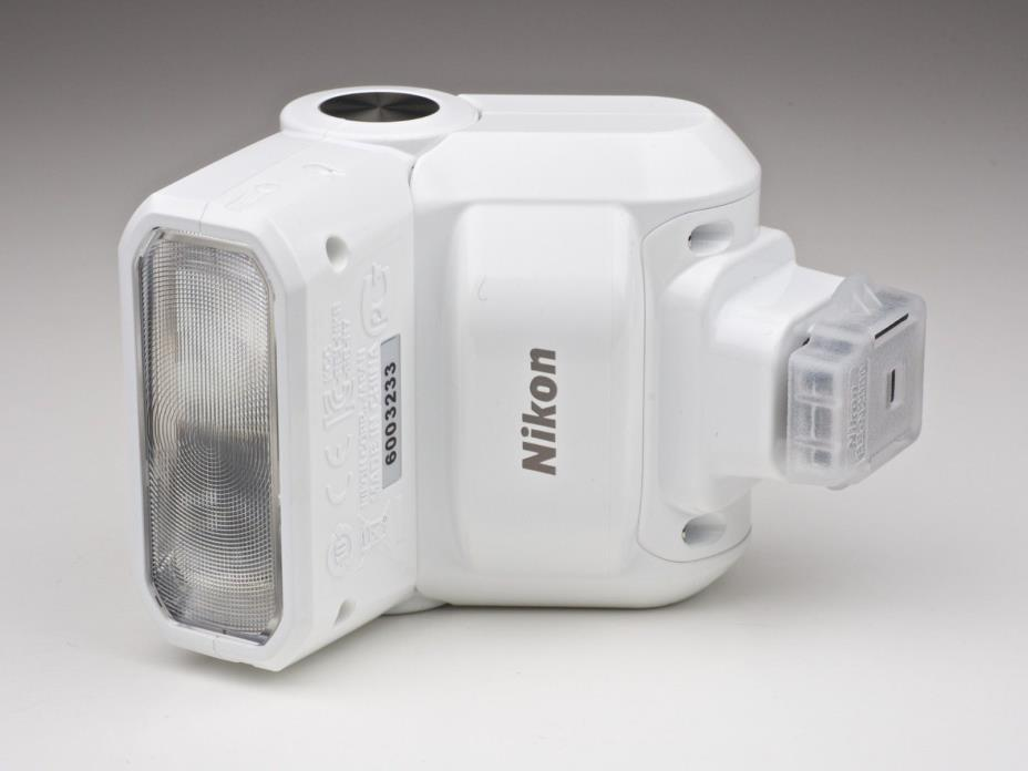 Nikon 1 SB-N7 Speedlight White OPEN BOX