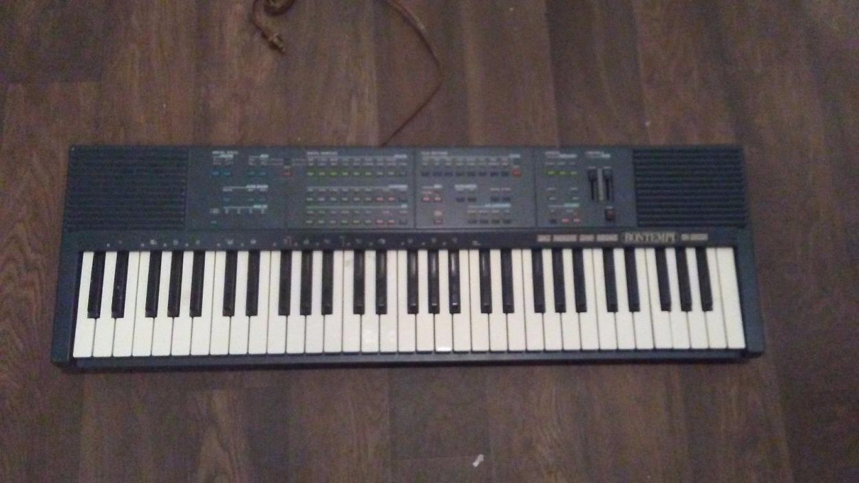 VINTAGE BONTEMPI AZ-9000  MIDI SYNTH / SYNTHESIZER-  EXCELLENT WORKING - RARE