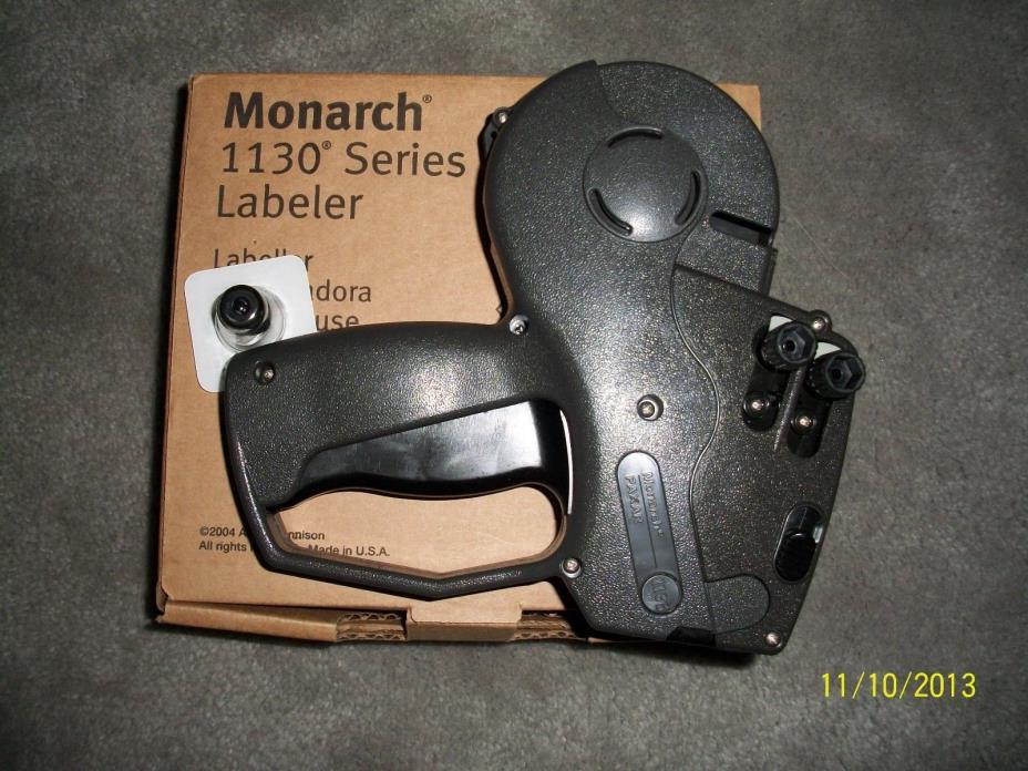 MONARCH AVERY LABEL PRINTER 1130