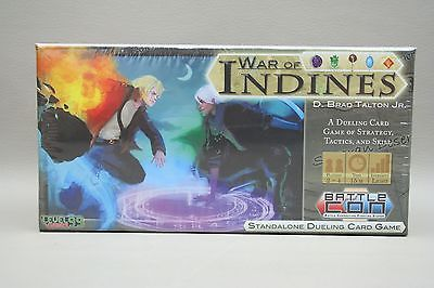 Level 99 Games -  Battlecon War of Indines Standalone Dueling Card Game SEALED