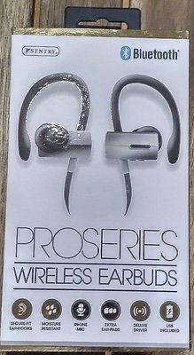 ProSeries blutooth headphones