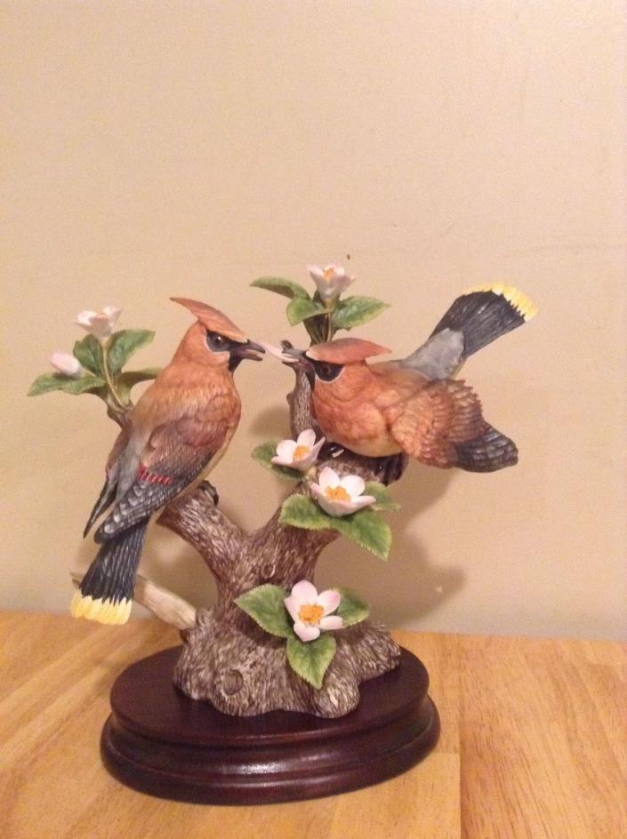 Lenox Garden Bird Porcelain Figurine,