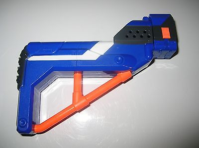 Nice Used Nerf Elite Retaliator Stock Blue Orange NEXT DAY SHIP