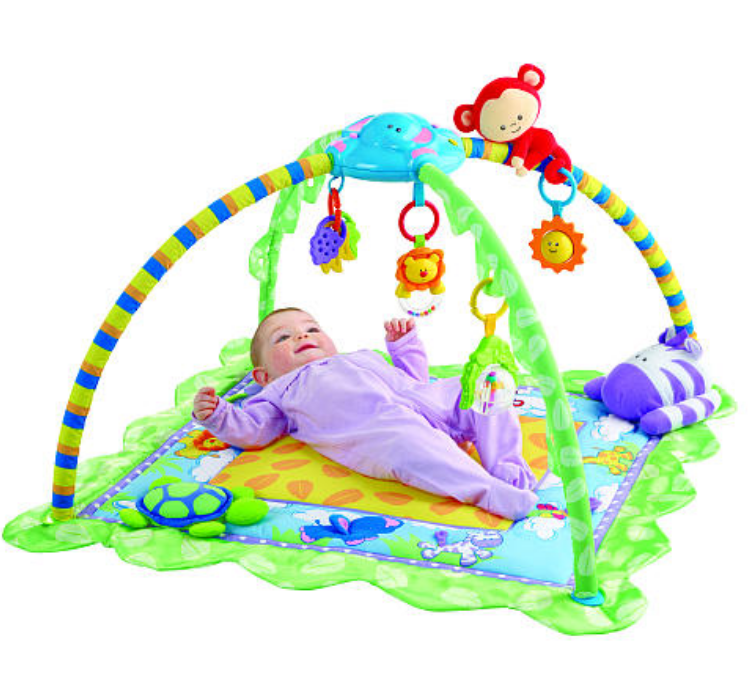 Babies R Us Jungle Joy Activity Gym