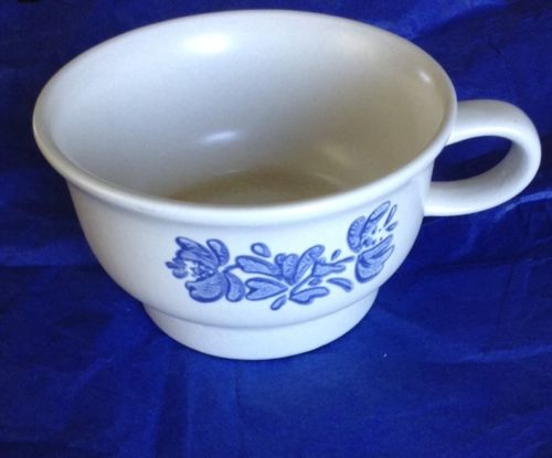 GORGEOUS Pfaltzgraff USA Yorktowne 7-1 Coffee Cups Set Of 2