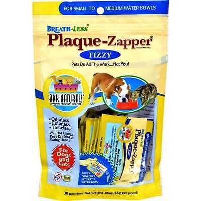Ark Naturals Breath-Less Plaque-Zapper Small to Medium Pets - 30 Ct