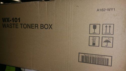 NEW Konica Minolta WX-101 Waste Toner Box A162-WY1