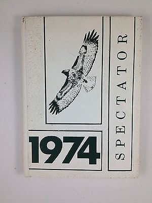 Hebron Academy Spectator ~ 1974 Yearbook