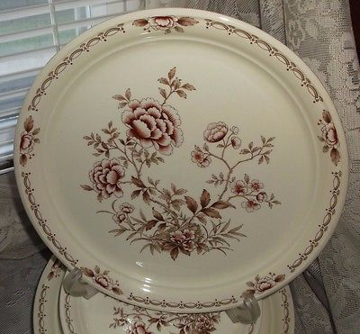 8 Dinner & 5 Salad Plates ORIENTAL DREAM Noritake Keltcraft Ireland 9102 13 Lot*