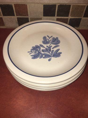 Pfaltzgraf Yorktown Blue Stoneware 6-3/4