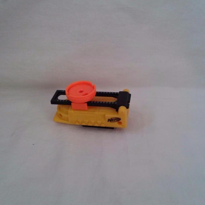 NERF N-Strike Flip Up Tactical Sight Yellow Scope Part Replacement
