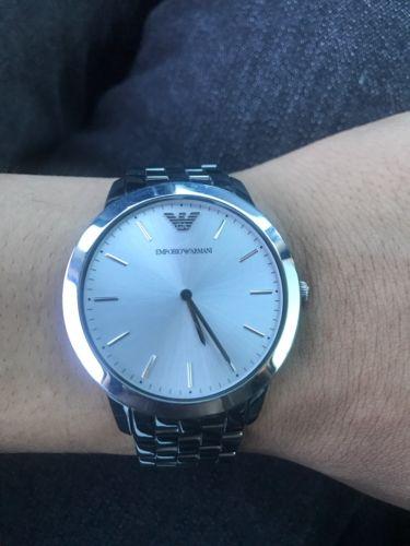 Men's Emperio Armani Watch